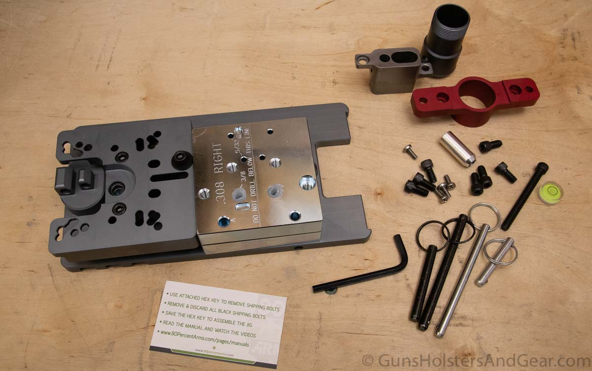 80 Percent Arms Easy Jig Gen 2 review