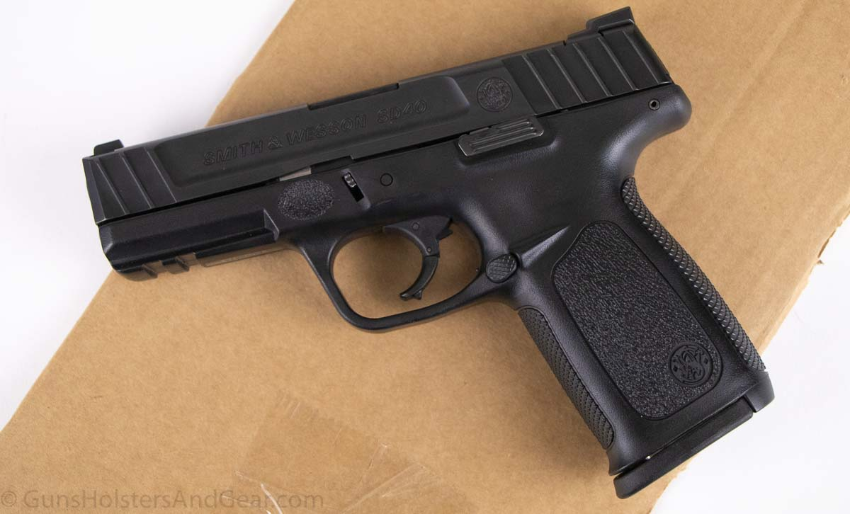 Best Price on Smith and Wesson SD40