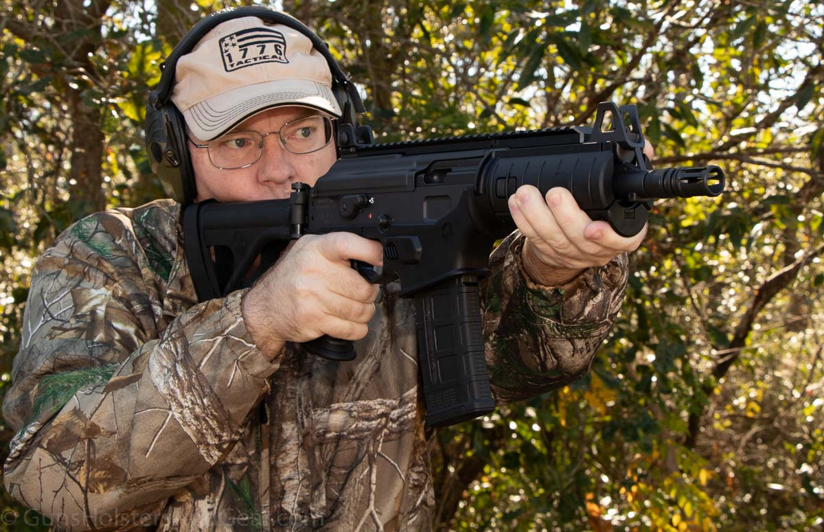 IWI Galil ACE Pistol Review