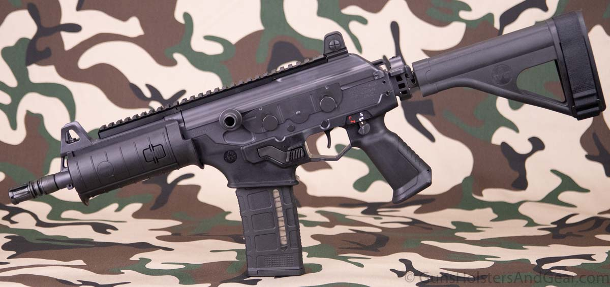 IWI US Galil Pistol Review