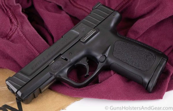 Smith & Wesson SD40 Review