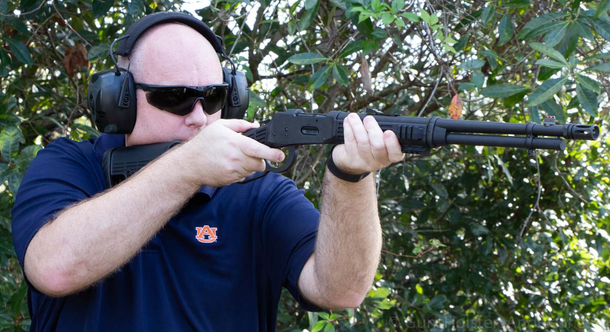 Mossberg 464 SPX Review