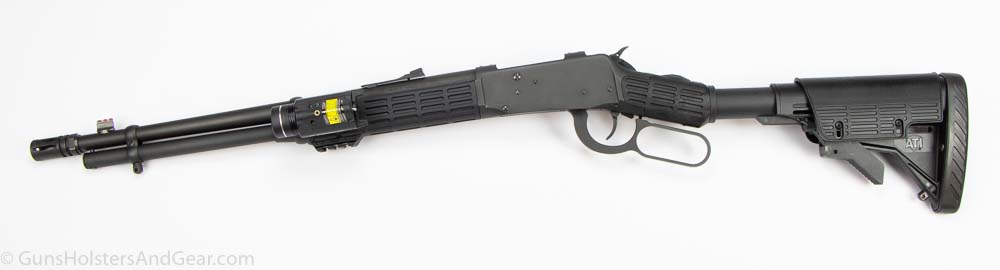 Mossberg 464 SPX Tactical Rifle Review