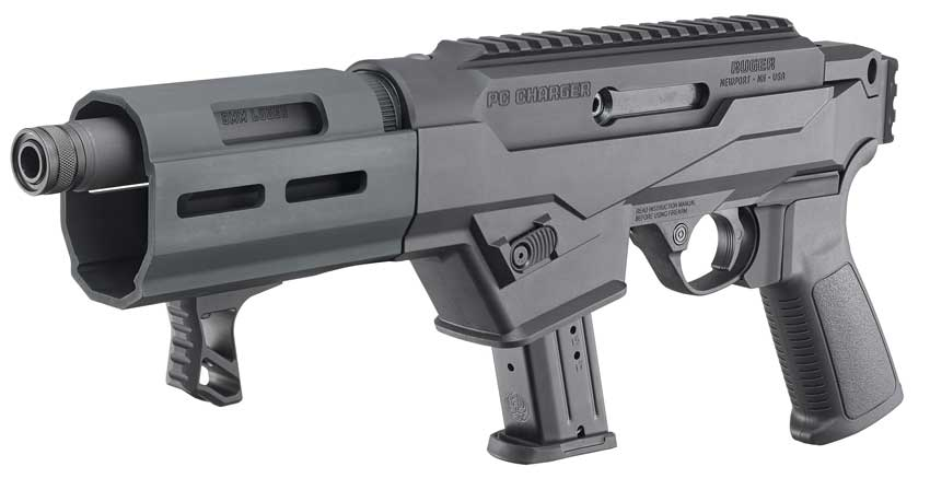 Ruger PC Charger Pistol Review