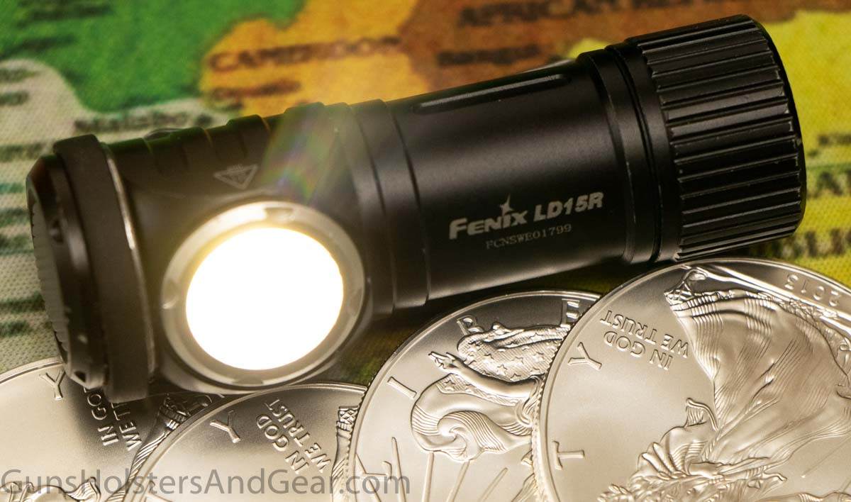 Fenix LD15R Flashlight Review