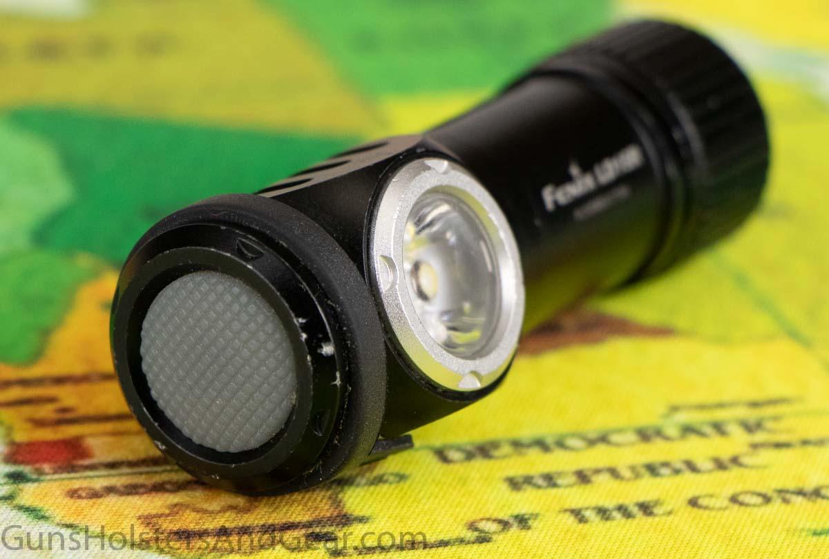 Impact Resistance Testing of the Fenix LD15R flashlight