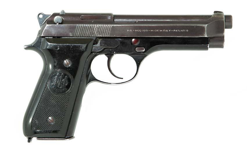 Beretta 92S Police Trade In