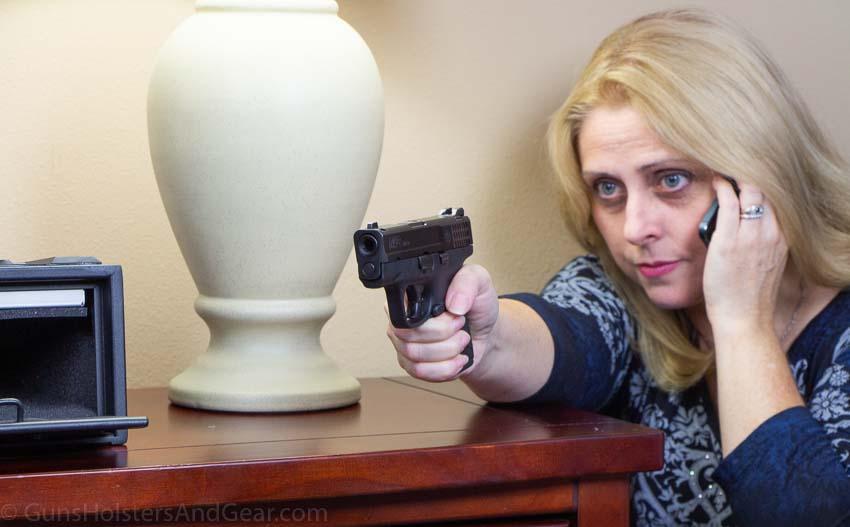 Smith Wesson Shield - Cheap Riot Gun