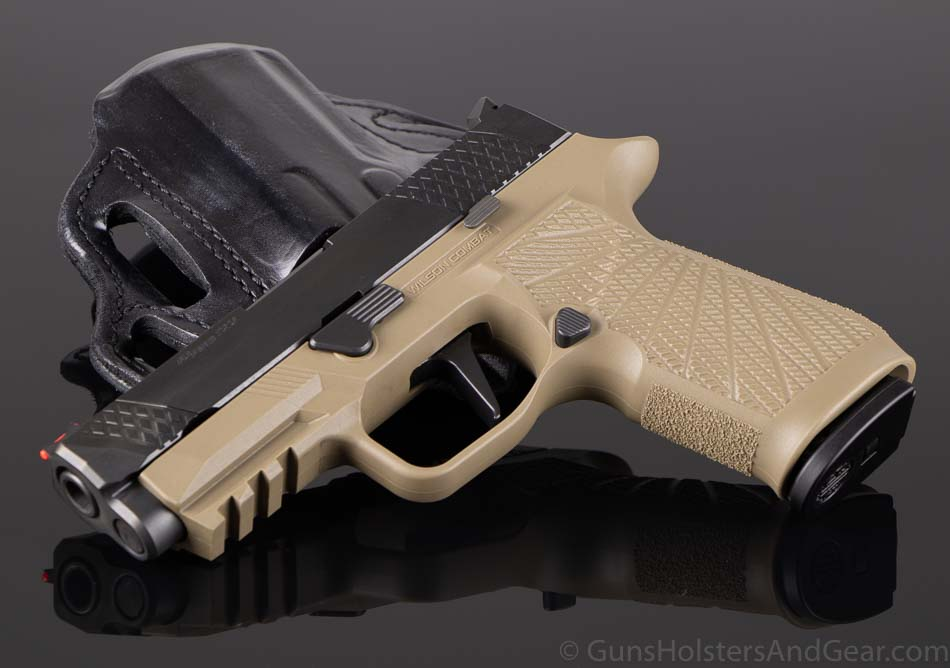 Holsters for the WCP320 Carry 9mm