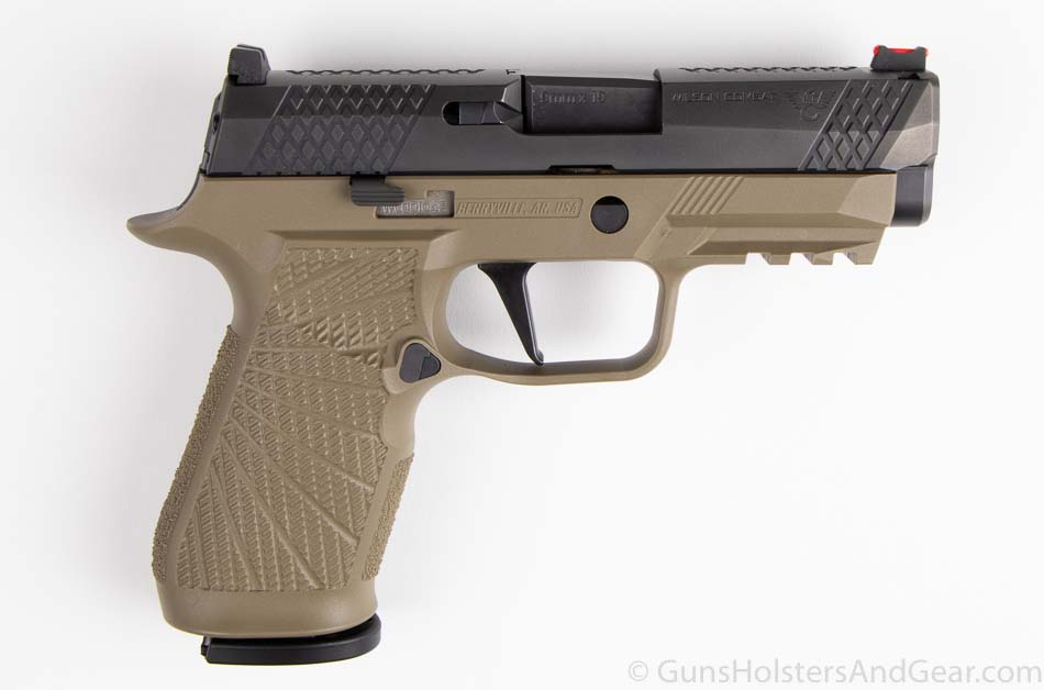 Testing of the WCP320 Carry Pistol