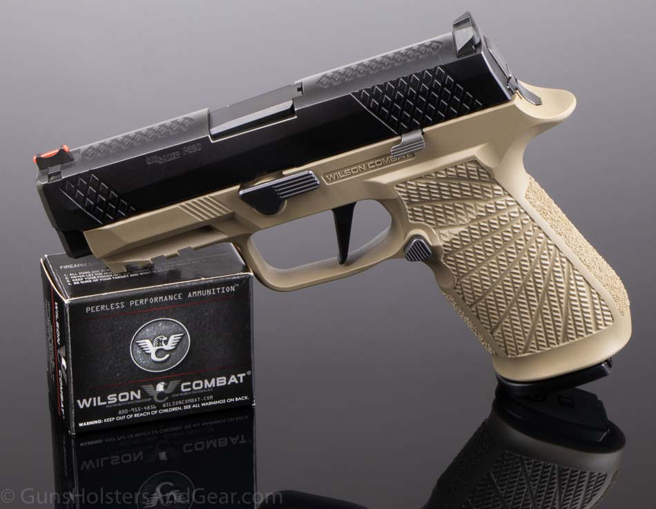 Wilson Combat WCP320 Carry Review