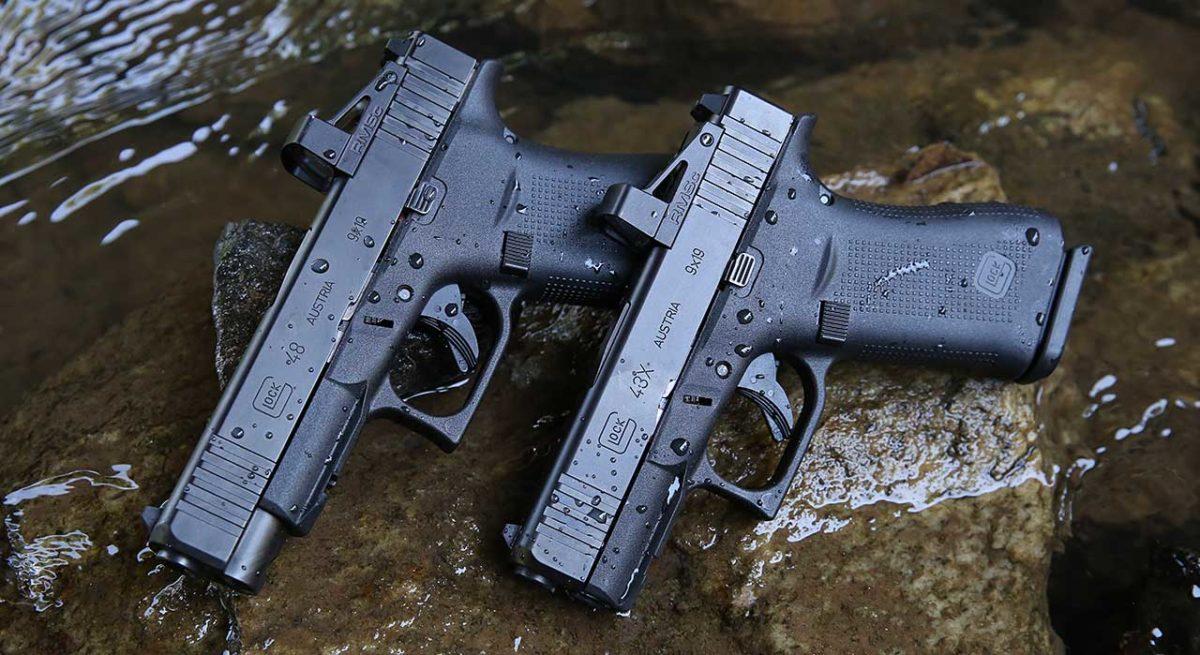Glock 43X Optics