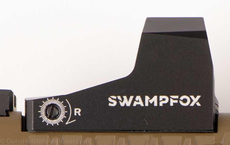 Swampfox Sentinel RDS