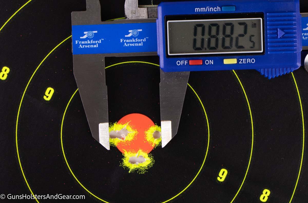 Ammunition Performance with CMMG Kit