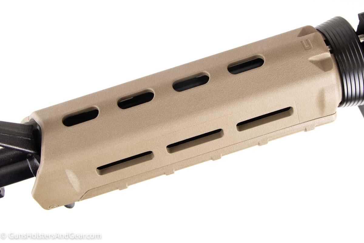 Magpul MOE Handguard on PSA AR15