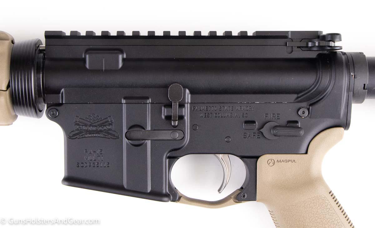 PSA AR15 receiver