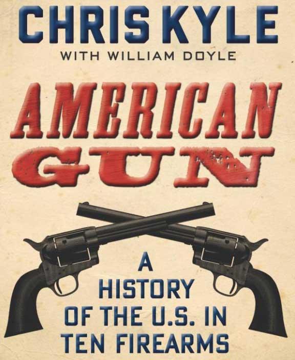 American Gun book cover