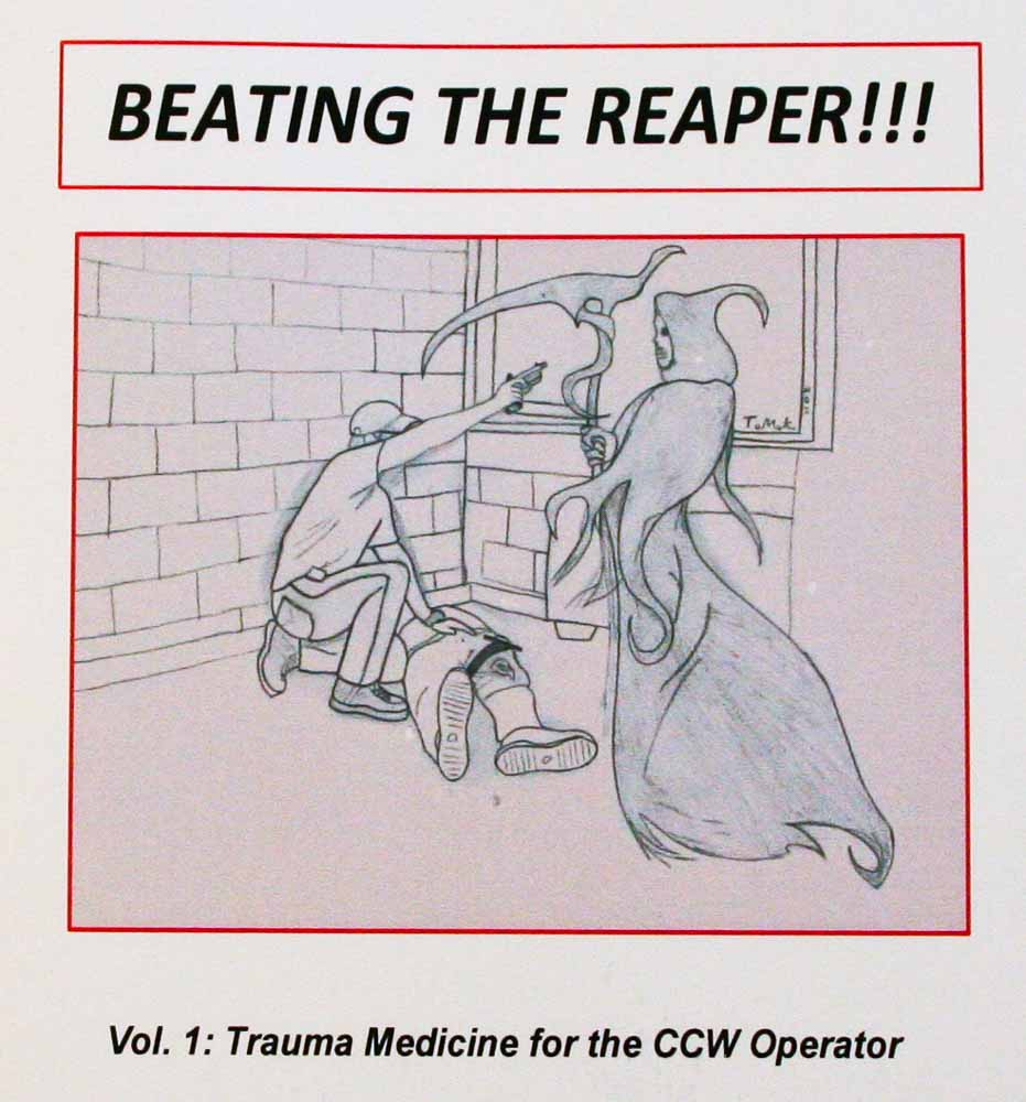 Beating the Reaper TCCC book cover