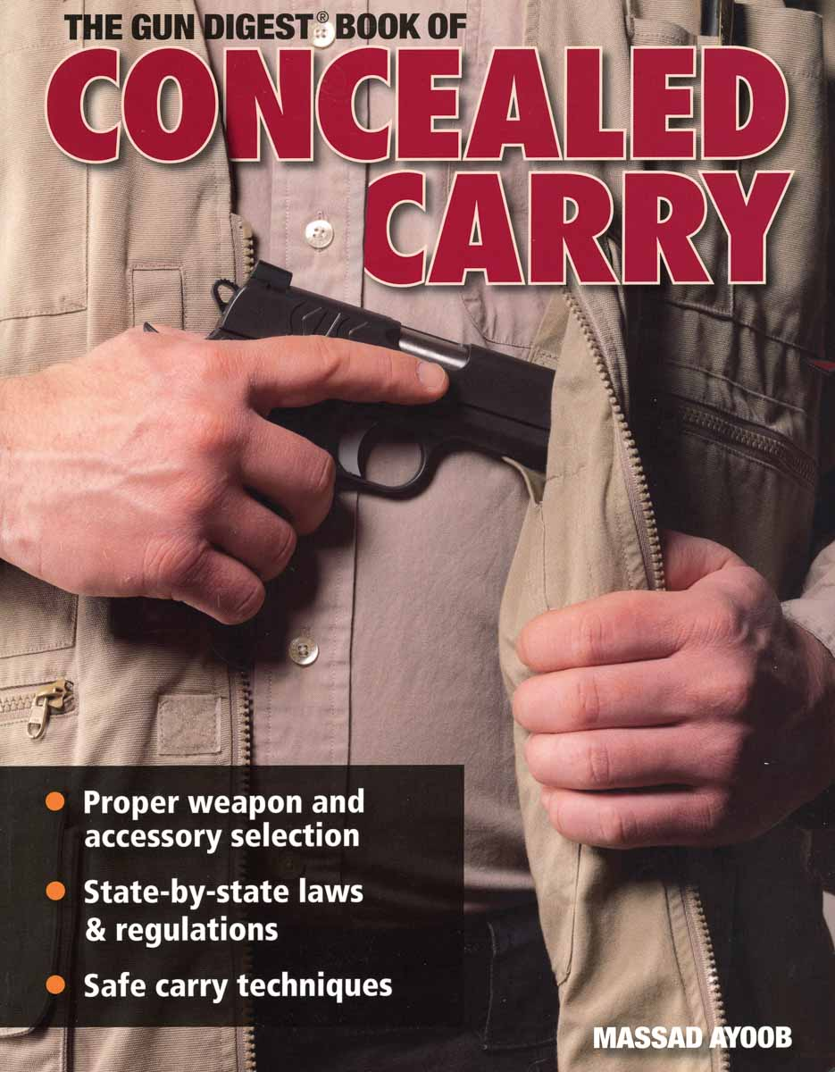 Book of Concealed Carry Laws