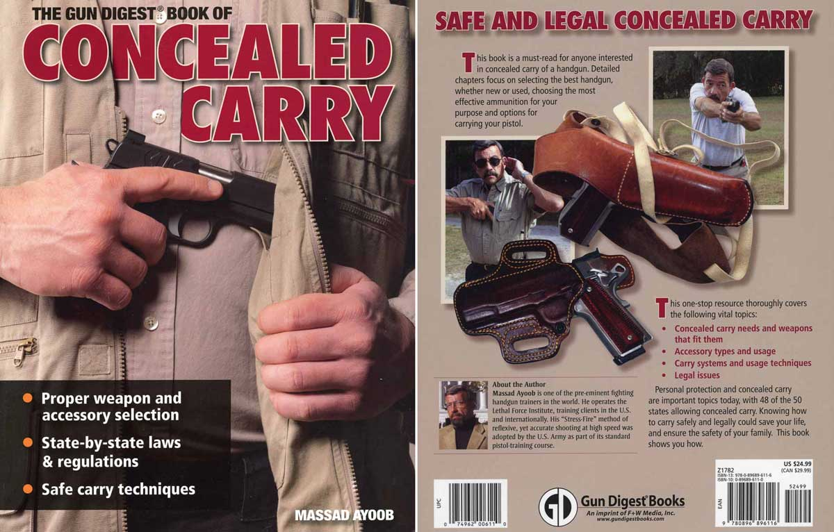 Concealed Carry Book Review