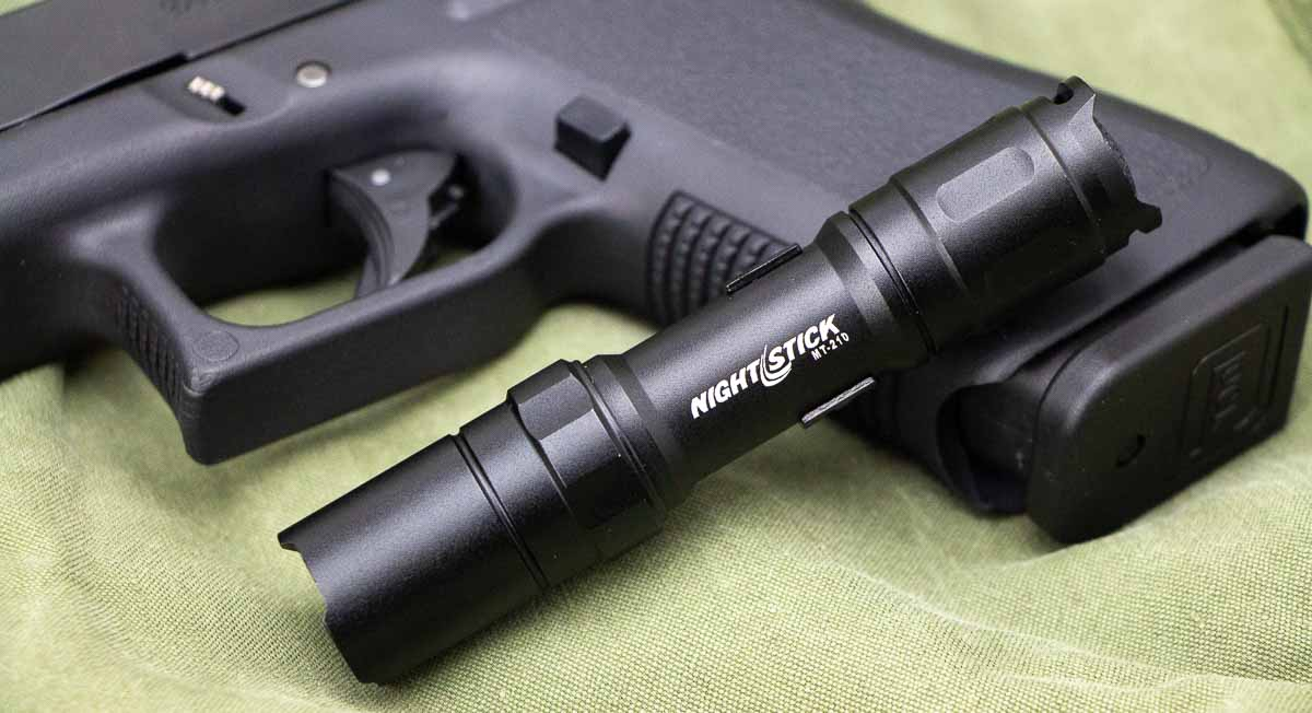 Night Stick MT-210 flashlight