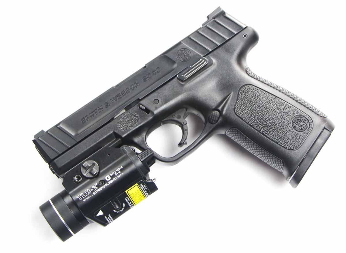 Streamlight TLR-2 G flashlight review