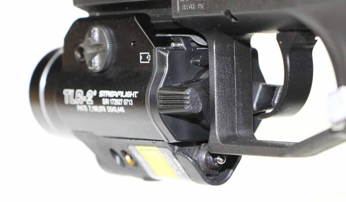 TLR-2 controls