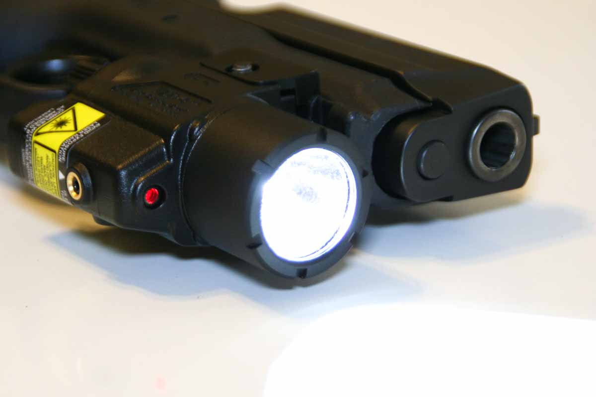 how bright is the TLR-4