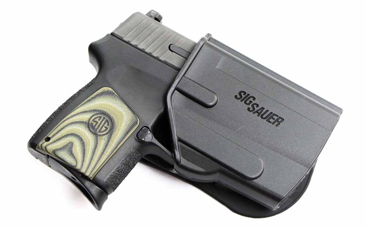 SIG P290 holsters