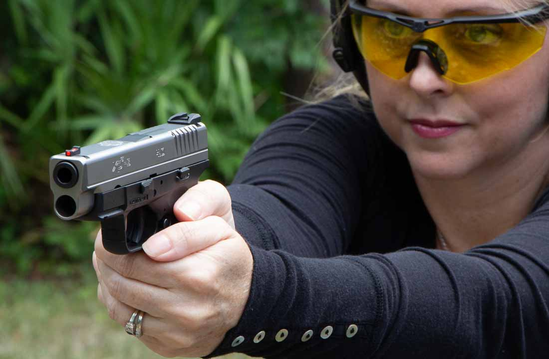 Springfield Armory XD-s 4.0 9mm review