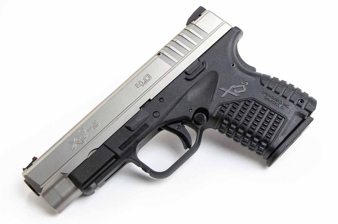 Springfield XDS 4.0 review