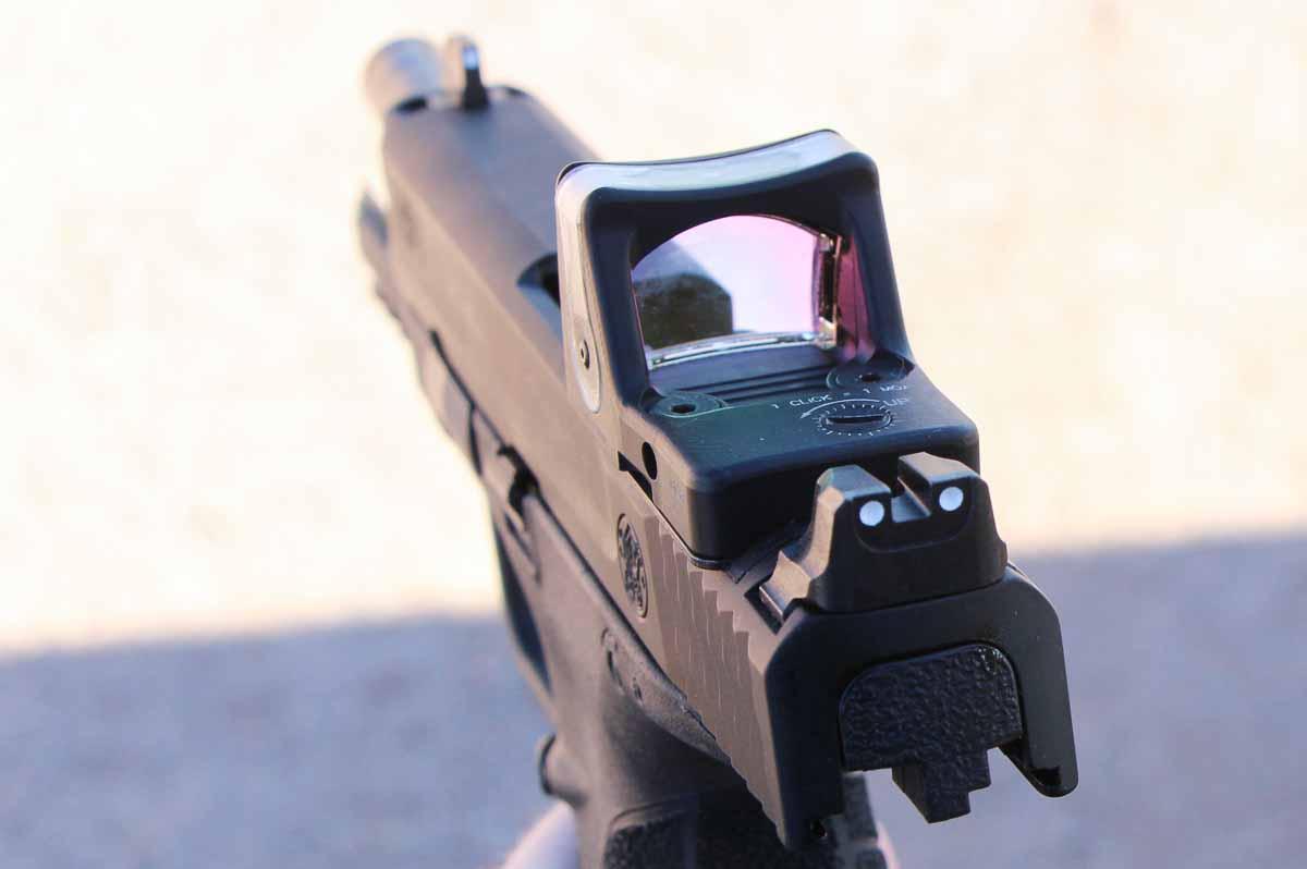 Trijicon RMR for M&P CORE Pistol
