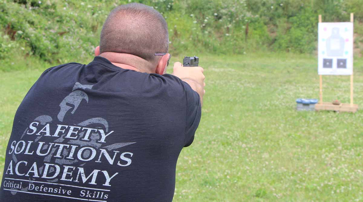 evaluating the reliability of the Shield 9mm pistol