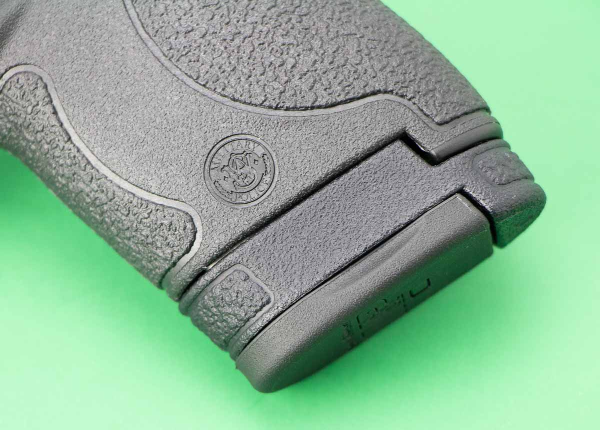 extended magazine in the 9mm Shield