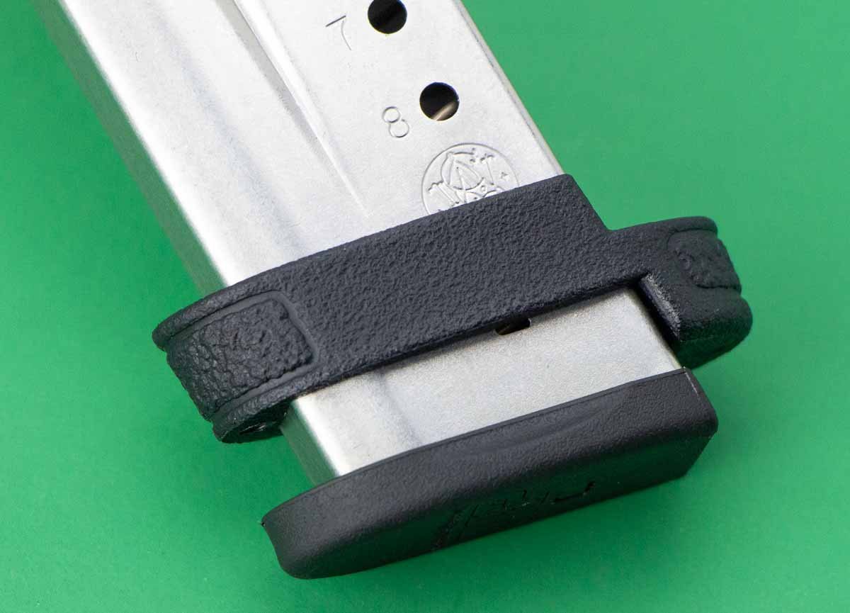 extended magazine spacer problem