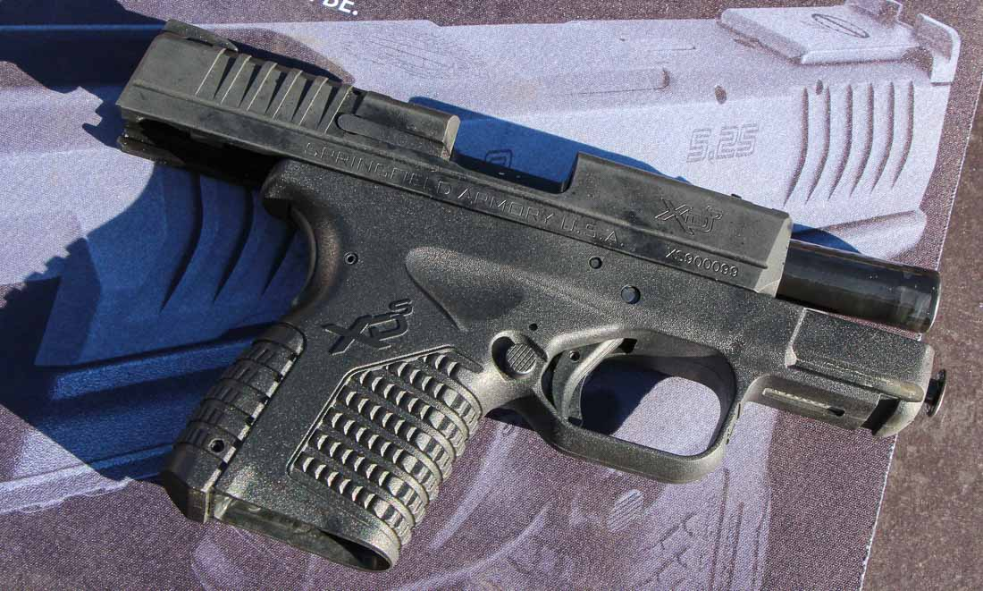 review of the springfield xds 9mm single stack
