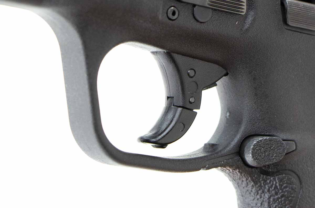 smith wesson shield trigger