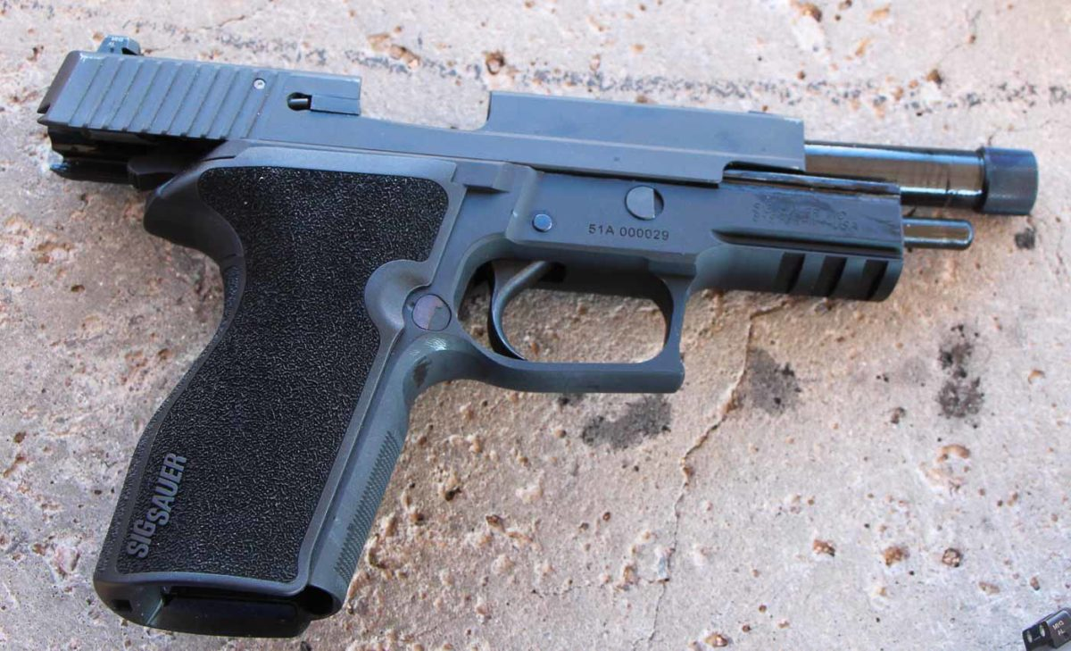 SIG P227 Review