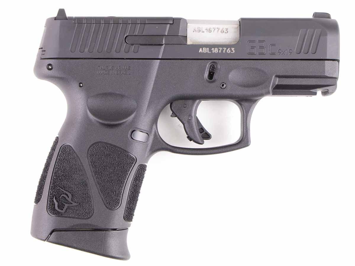 Taurus G3c review 9mm